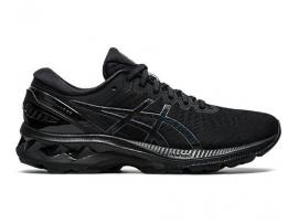 ASICS GEL Kayano 27 Women's - BLACK / BLACK