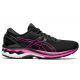 ASICS GEL Kayano 27 Women's - BLACK / PINK GLO