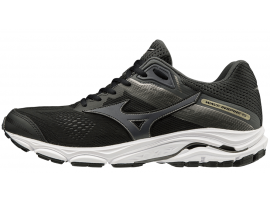 Mizuno Wave Inspire 15 Men's Running Shoes - BLACK