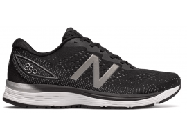 New Balance 880 v9 Men's Running Shoes - BLACK / WHITE