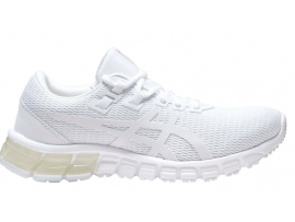 ASICS GEL Quantum 90 Women's Shoes - WHITE / WHITE