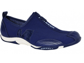 Merrell Barrado Women's Shoes - NAVY