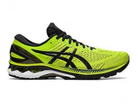 ASICS GEL Kayano 27 Men's - LIME ZEST / BLACK