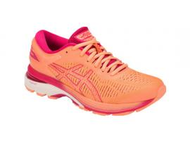 ASICS GEL Kayano 25 Women's Running Shoes - MOJAVE/WHITE