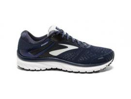 Brooks Adrenaline GTS 18 Men's Running Shoes - NAVY / GREY / BLACK