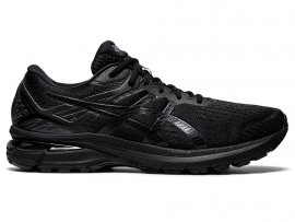 ASICS GT 2000 9 Men's Running Shoes - BLACK / BLACK