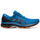 ASICS GEL Kayano 27 Men's - REBORN BLUE / BLACK