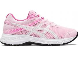 ASICS Contend 6 GS Girl's Shoes - COTTON CANDY / WHITE