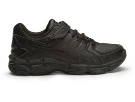 ASICS GEL 540TR PS (Leather) Running Shoes - BLACK / ONYX / SHARK