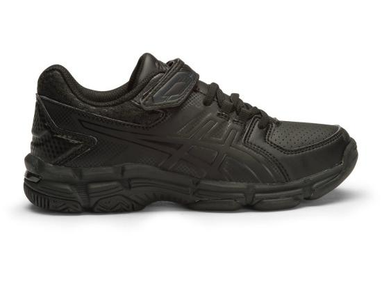 ASICS GEL 540TR - Leather Running Shoes (Black)