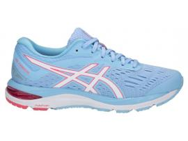 ASICS GEL Cumulus 20 Women's Shoes - SKYLIGHT / WHITE
