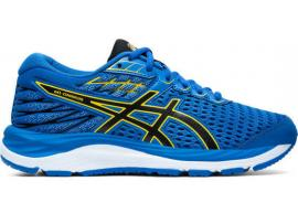 ASICS GEL Cumulus 21 GS Boy's Running Shoes - TUNA BLUE / BLACK