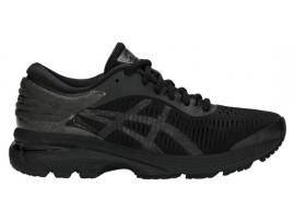 ASICS GEL Kayano 25 Women's Running Shoes - BLACK / BLACK