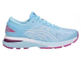 ASICS GEL Kayano 25 Women's Running Shoes - SKYLIGHT / ILLUSION BLUE