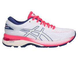 ASICS GEL Kayano 25 Women's Running Shoes - WHITE / WHITE