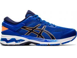 ASICS GEL Kayano 26 Men's Running Shoes - TUNA BLUE / WHITE
