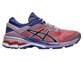 ASICS GEL Kayano 26 Women's Running Shoes - VIOLET BLUSH / DIVE BLUE