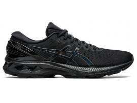 ASICS GEL Kayano 27 Women's Running Shoes - BLACK / BLACK