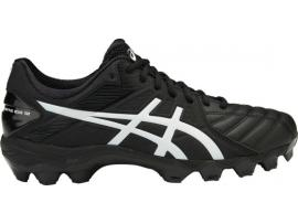 ASICS GEL Lethal Ultimate IGS 12 - BLACK / WHITE / BLACK