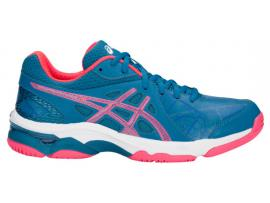 ASICS GEL Netburner Ballistic Women's Netball Shoes - MONACO BLUE / SOOTHING SEA