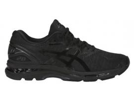 ASICS GEL Nimbus 20 Men's Running Shoes -  BLACK / BLACK / CARBON