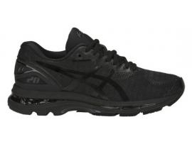 ASICS GEL Nimbus 20 Women's Running Shoes - BLACK / BLACK / CARBON