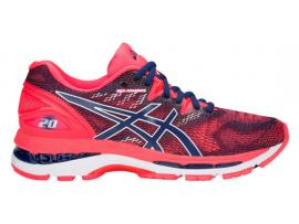 ASICS GEL Nimbus 20 Women's Running Shoes - BLUE PRINT / BLUE PRINT