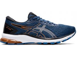 ASICS GT 1000 9 Men's Running Shoes - GRAND SHARK / PURE BRONZE
