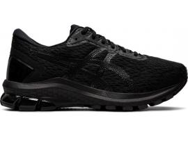 ASICS GT 1000 9 Men's Running Shoes - BLACK / BLACK