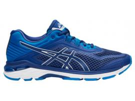 ASICS GT 2000 6 Men's Running Shoes - BLUE PRINT / RACE BLUE