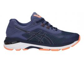 ASICS GT 2000 6 Women's Running Shoes - INDIGO BLUE / INDIGO BLUE / SMOKE BLUE