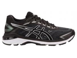 ASICS GT 2000 7 Women's Running Shoes - BLACK / WHITE