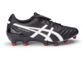 ASICS Lethal Testimonial 4 IT Football Boots - BLACK / WHITE / SILVER