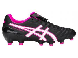 ASICS Lethal Testimonial 4 IT Football Boots - BLACK / PINK GLO