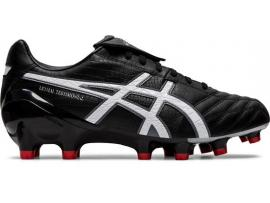 ASICS Lethal Testimonial 4 IT Football Boots - BLACK / WHITE