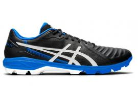 ASICS Lethal Ultimate FF Football Boots - BLACK / WHITE