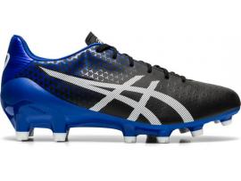 ASICS Menace Football Boots - BLACK / WHITE