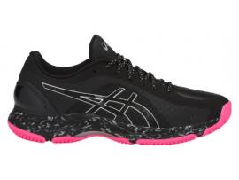 ASICS Netburner Super FF Netball Shoes - BLACK / BLACK