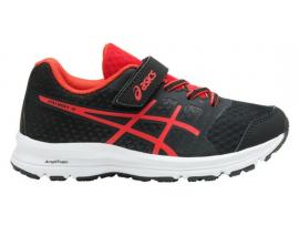 ASICS Patriot 9 PS - BLACK / FIERY RED / WHITE