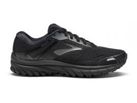 Brooks Adrenaline GTS 18 Women's Running Shoes - BLACK / BLACK
