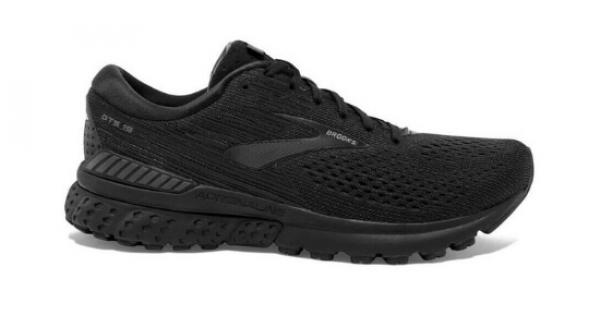 daef75915661a Brooks Adrenaline GTS 19 Women s Running Shoes - BLACK   EBONY