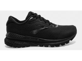 Brooks Adrenaline GTS 20 Men's Running Shoes - BLACK / GREY