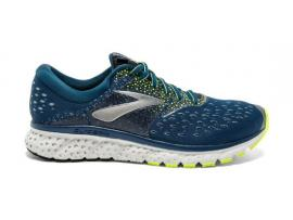 Brooks Glycerin 16 Men's Running Shoes - BLUE / NIGHTLIFE / BLACK
