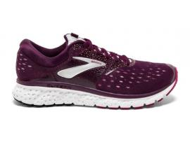 Brooks Glycerin 16 Women's Running Shoes - PURPLE / PINK / GREY