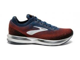 Brooks Levitate 2 Men's Running Shoes - CHILI / NAVY / BLACK