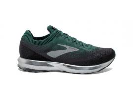 Brooks Levitate 2 Men's Running Shoes - MALLARD GREEN / GREY / BLACK