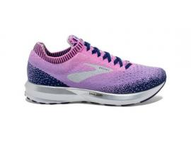 Brooks Levitate 2 Women's Running Shoes - LILAC / PURPLE / NAVY