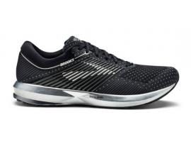 Brooks Levitate Men's Running Shoes - BLACK / EBONY / SILVER