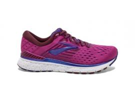 Brooks Transcend 6 Women's Running Shoes - ASTER / FIG / PURPLE
