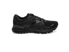 Brooks Adrenaline GTS 21 Men's Running Shoes - BLACK / BLACK